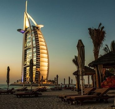 """They Call It """"The City Of The Future"""" Or Just #myDubai"""