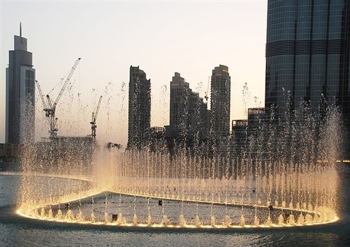Dubai Fountains