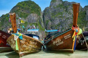 Thailand boats