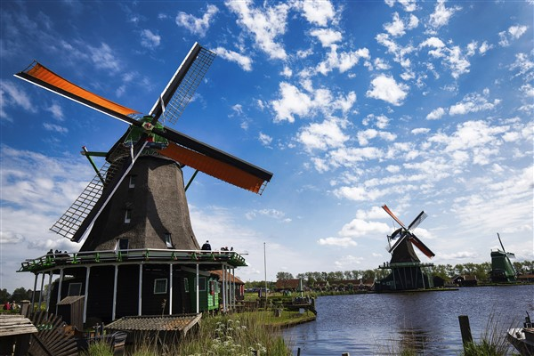 A very good European place to start a new life in is The Netherlands