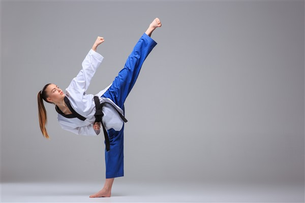 Karate can be your new 2021 skill