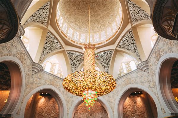 Sheikh Zayed Mosque Chandelier