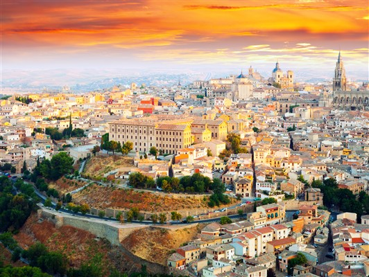 Spain is one of the 8 countries which you want to visit more than once
