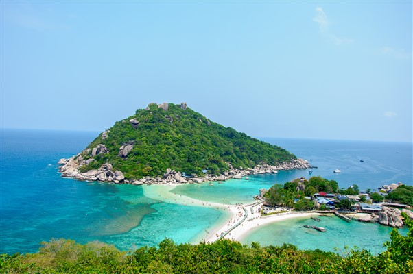 Thailand is one of the 8 countries which you want to visit more than once