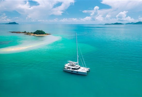 A How To Mini Guide For Boat Anchoring When Caribbean Sailing
