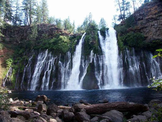 Burney Falls, California, USA