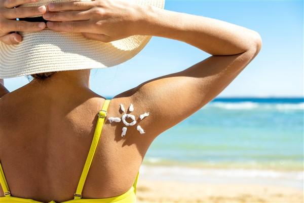 How to treat sunburn fast
