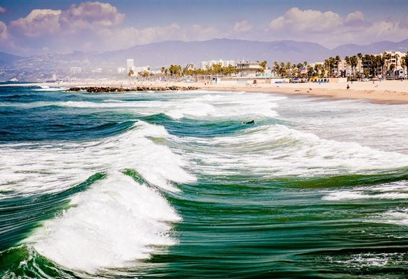 Top rated destinations for summer vacations in the United States