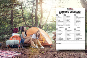 Best Camping Essentials For Every Outdoor Enthusiast + Downloadable Camping Checklist
